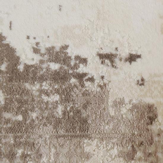 Angora Queen 9346C KREM / KAHVE RENK HALI